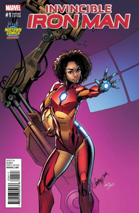 A New Generation of Black Superheroes Read the Full Story at Winter 2017
